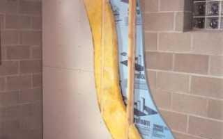 Как утеплить боковую стену в квартире?