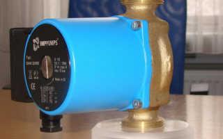 Где поставить дополнительный насос в систему отопления?